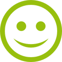 Dankeschön-Smiley